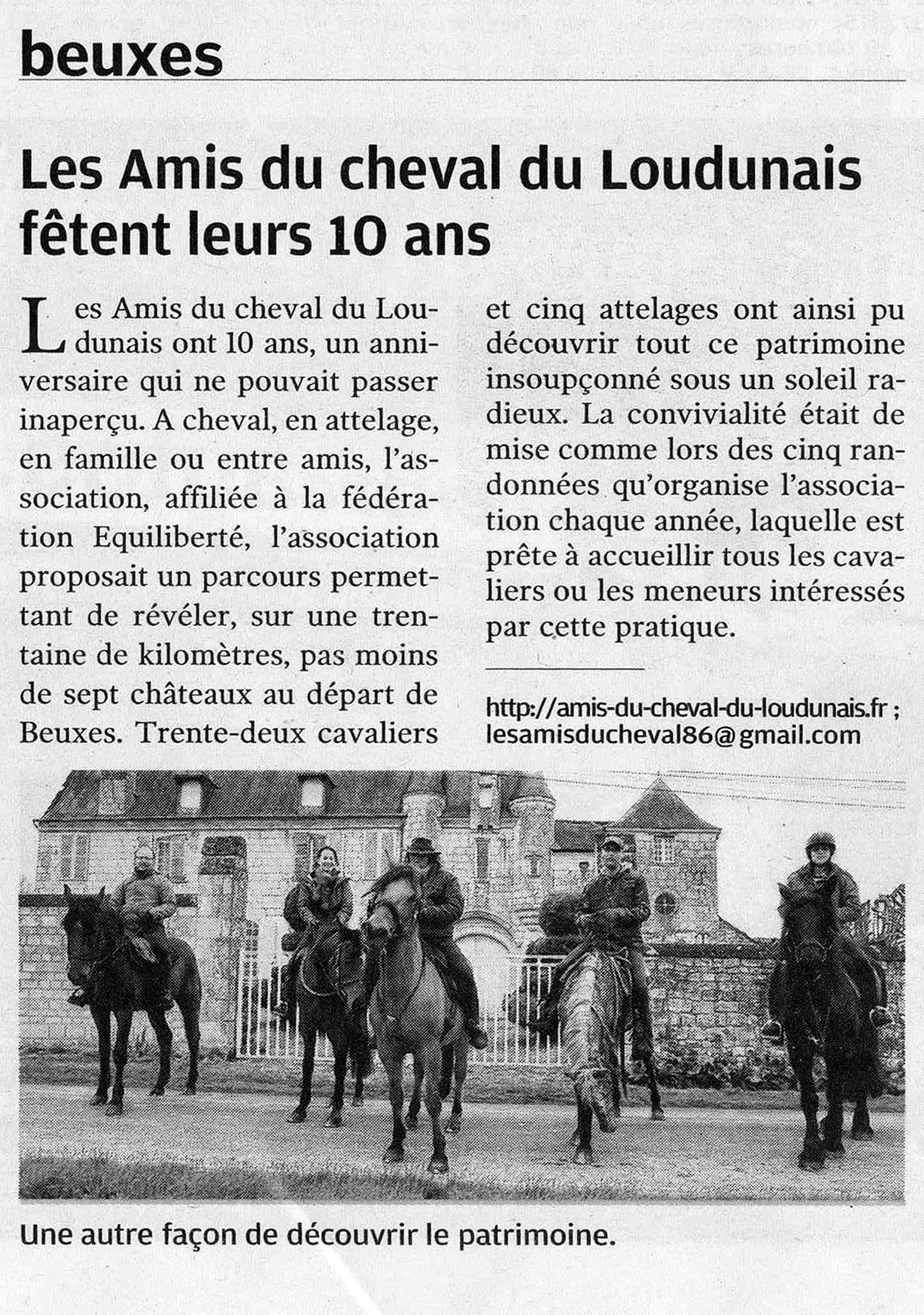 2017 article ADCL 10 ans